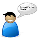Pocket Polyglot Yiddish icon