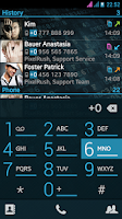 Screenshot of PixelPhone – Dialer & Contacts