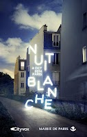 Screenshot of Nuit Blanche Paris 2014