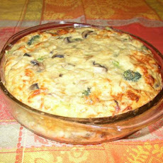 Weight Watchers Ww Broccoli Mushroom Quiche