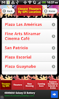 Screenshot of Caribbean Cinemas