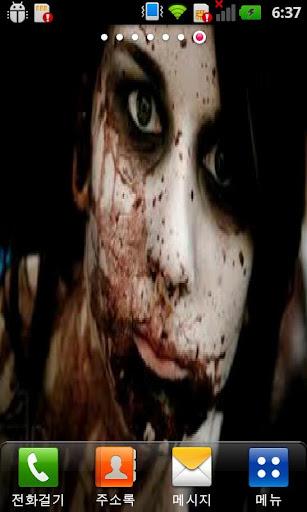 Zombie Live background