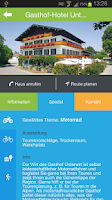 Screenshot of Motorradhotels