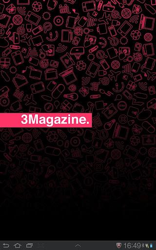 3Magazine HD
