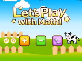 Screenshot of Math for kids