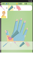 Screenshot of Hand Doctor Games