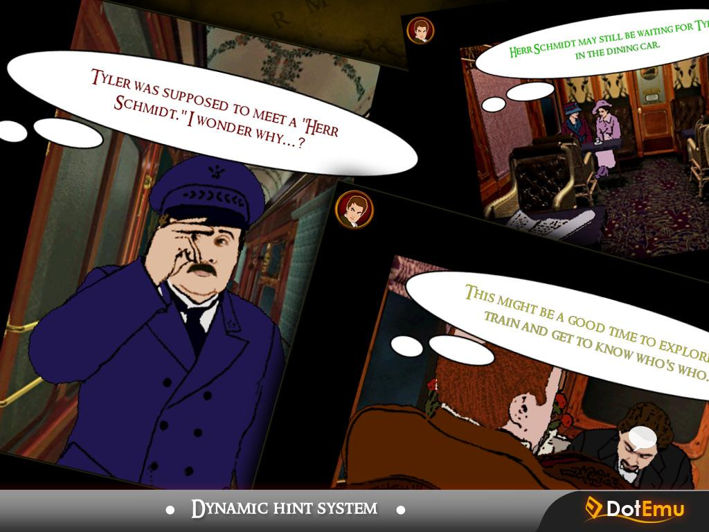 The Last Express Screenshot 11