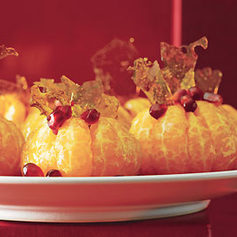 Caramelized Clementines
