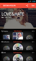 Screenshot of SISTAR LOVE&HATE for dodol pop