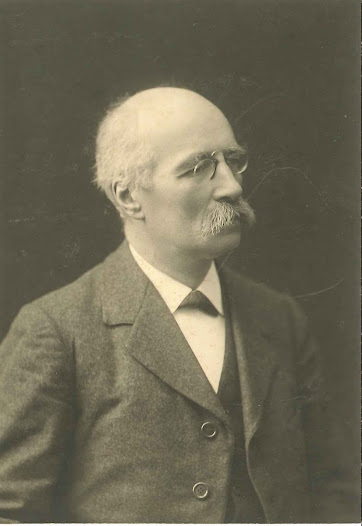 Henri La Fontaine, Nobel Peace Prize in 1913 and co-founder of Mundaneum
