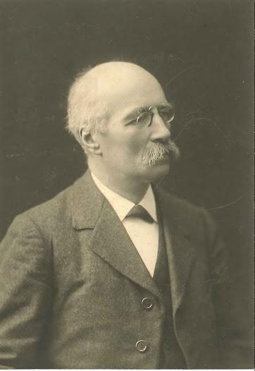 Henri La Fontaine,Nobelprijs voor de Vrede in 1913 en mede-oprichter van het Mundaneum