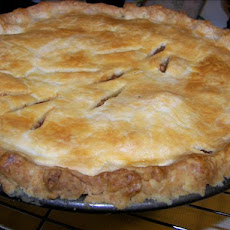 Aunt Nancy's Flaky Pastry Crust