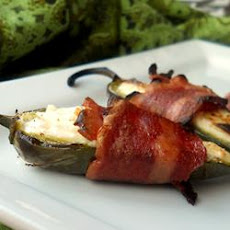 Stuffed Jalapeno Firecrackers