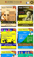 Screenshot of Free Greetings Cards