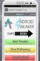 Screenshot of Android Tweaker (FREE)