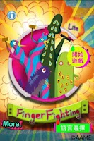 Screenshot of Finger Fighting Lite