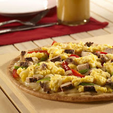 Gluten Free Jerk Turkey™ Breakfast Pizza
