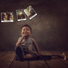 photo dream by Hendra Irawan - Digital Art People ( fantasy, face, fashion, art, people )