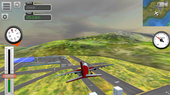 passenger flight games