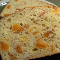 Apricot, Banana and Buttermilk Bread