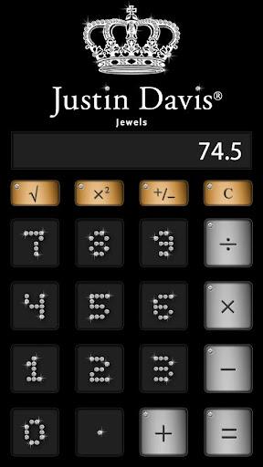 Justin Davis calculator