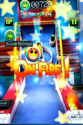 skee-3d-ball for android screenshot