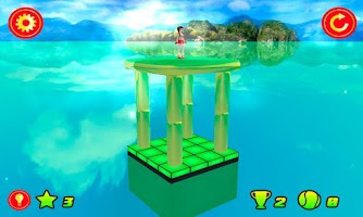 Screenshot of Save Toshi 日本