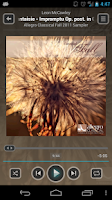 Screenshot of jetAudio Music Player Basic