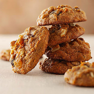 Carrot Raisin Cookies