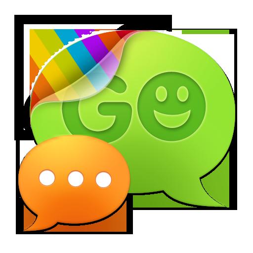 GO短信加强版Grey主题 通訊 App LOGO-APP試玩