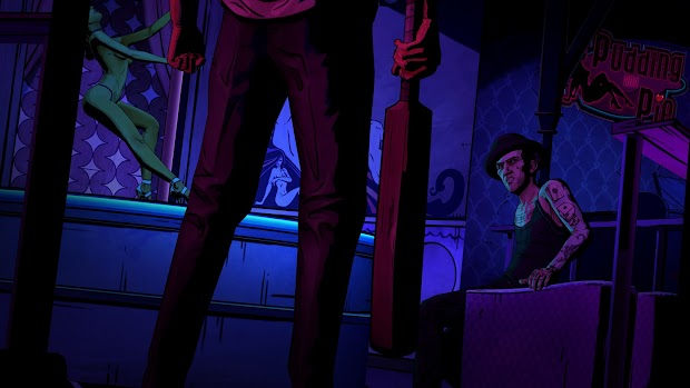 No more The Wolf Among Us until next year