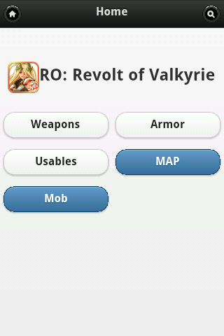 RO Revolt Of Valkyrie Database