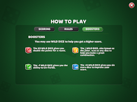 Screenshot of Farkle Blitz