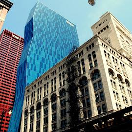 by Brendan Kearney - Buildings & Architecture Office Buildings & Hotels