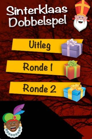 Sinterklaas Dobbelspel HD