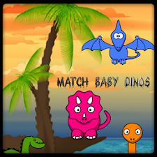 Dinosaur Game for Toddlers
