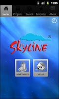 Screenshot of Skyline Builders