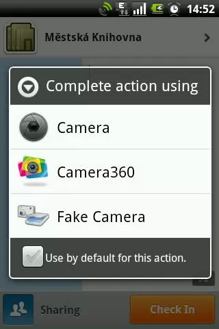 Fake Camera - donate version Screenshot 0