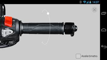 Screenshot of Moto Honda
