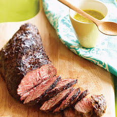 Grilled Tri-tip with Cuban Mojo Sauce