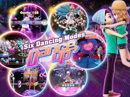 Screenshot of Dance Up