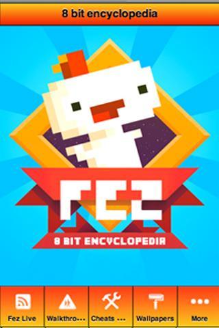 FEZ 8 bit encyclopedia