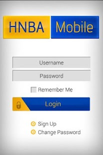HNBA Mobile - screenshot
