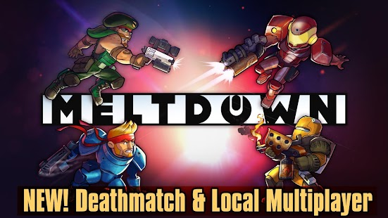 Meltdown©- screenshot thumbnail