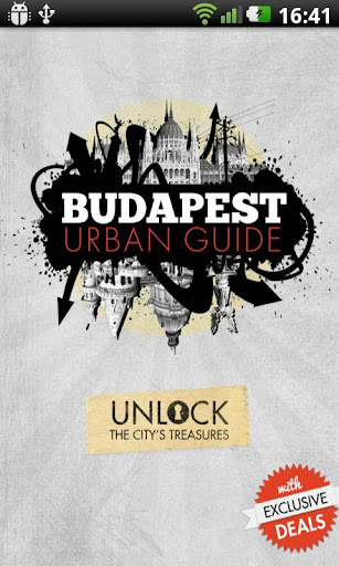 Budapest Urban Guide
