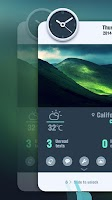Screenshot of Mood GO Locker Theme