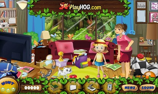 Hidden Objects Fairy Godmother - screenshot