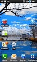 Screenshot of Lake Bridge Wallpaper