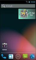 Screenshot of Ponte Preta app não oficial