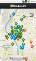 Screenshot of Sevilla - Travel Guide minube